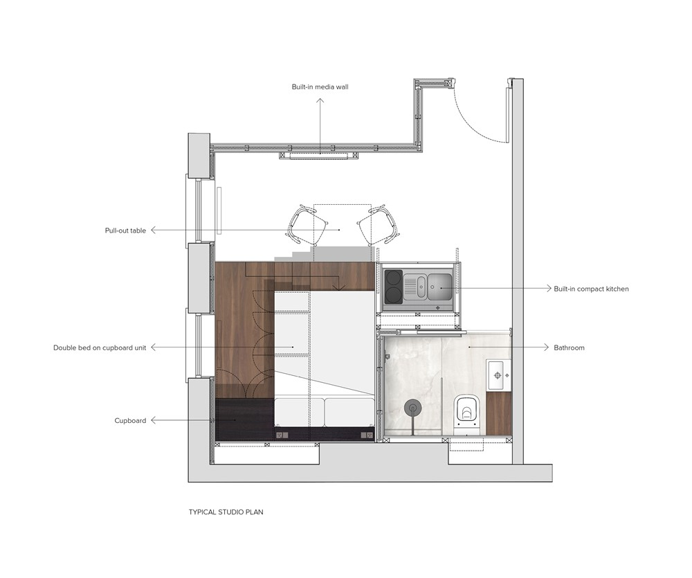 Micro-apartments In London