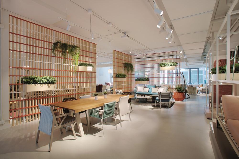 Kettal showroom in new york myhouseidea for Kettal barcelona