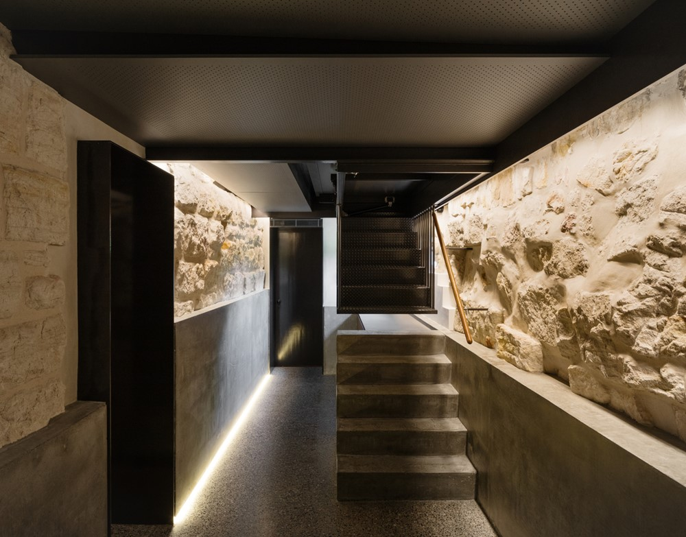 Wine Cave by McGregor Westlake Architecture