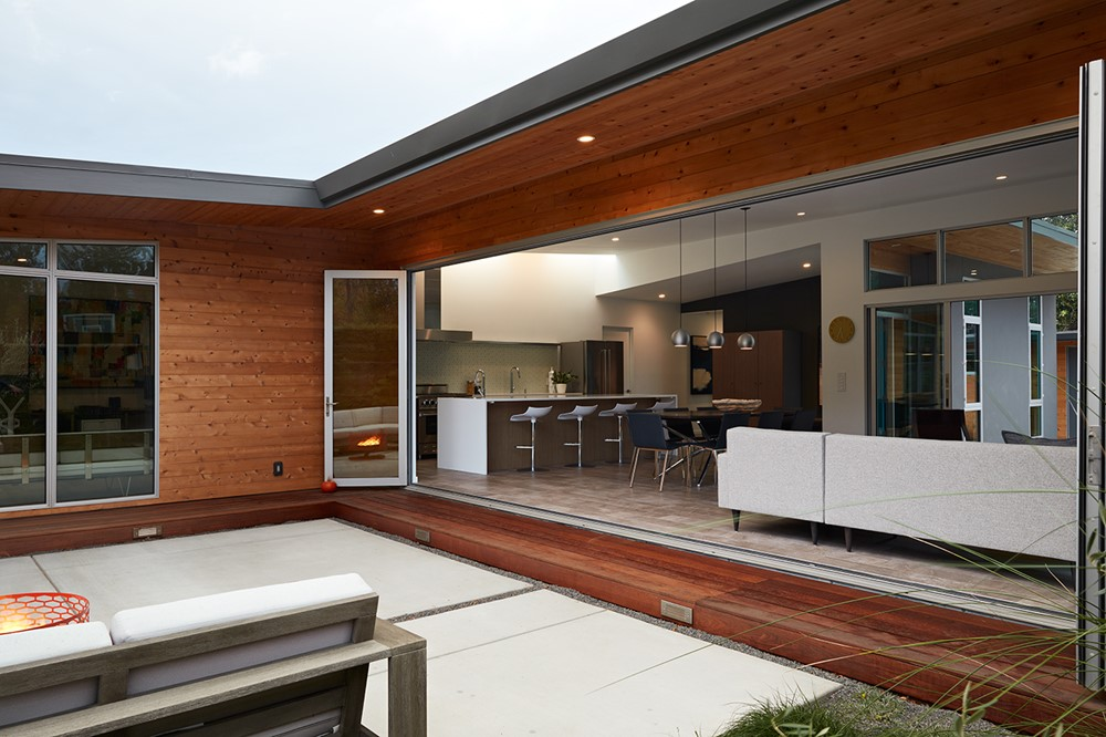San Carlos Mid-Century by Klopf Architecture