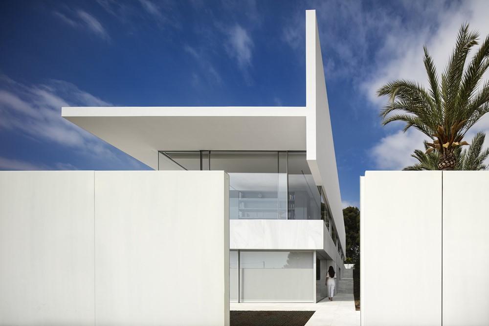 Hofmann house by fran silvestre arquitectos myhouseidea - Fran silvestre arquitectos ...