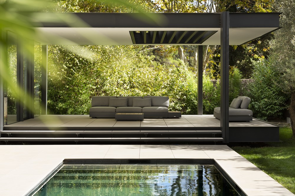 ctn house by brengues le pavec architectes 10 myhouseidea. Black Bedroom Furniture Sets. Home Design Ideas