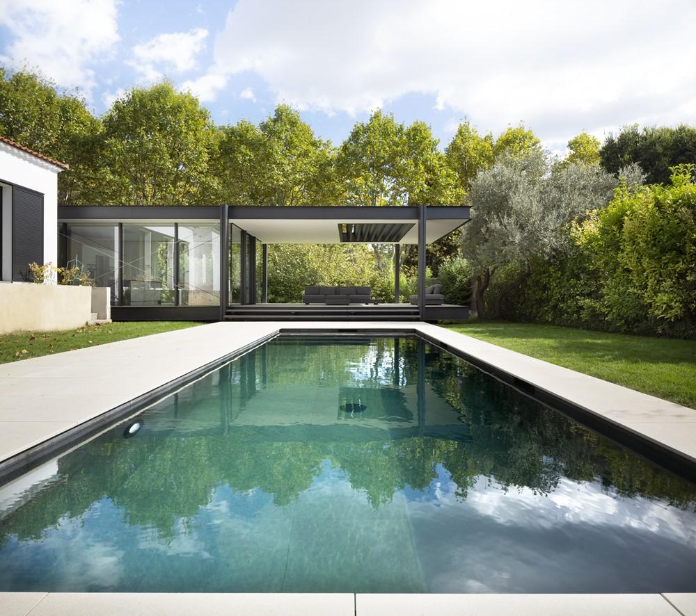 ctn house by brengues le pavec architectes 12 myhouseidea. Black Bedroom Furniture Sets. Home Design Ideas