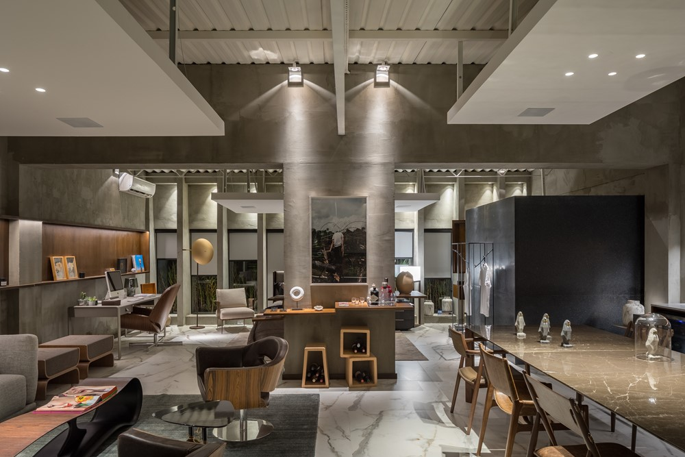 Studio Hundred and 7 by Debaixo do Bloco Arquitetura