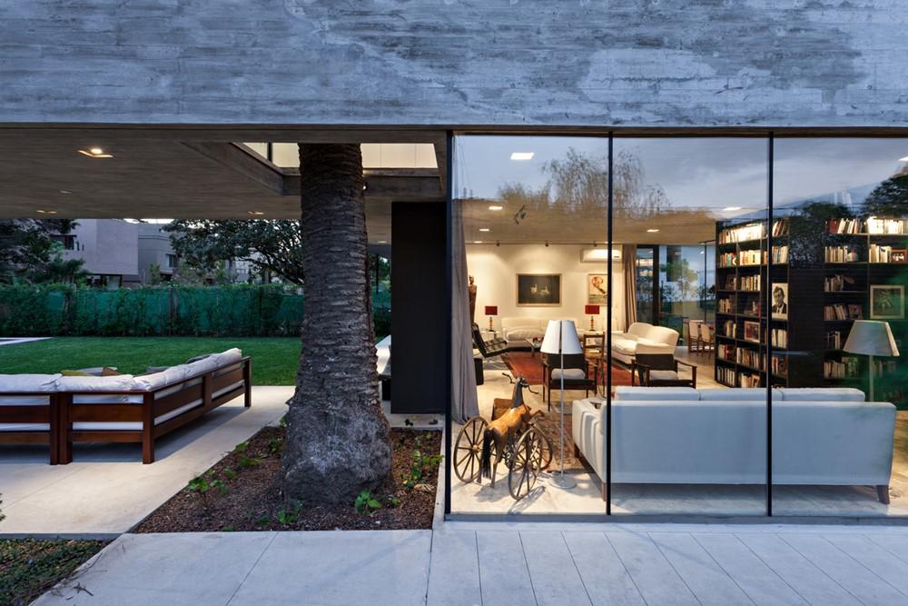 Palma House by Alric Galindez Arquitectos