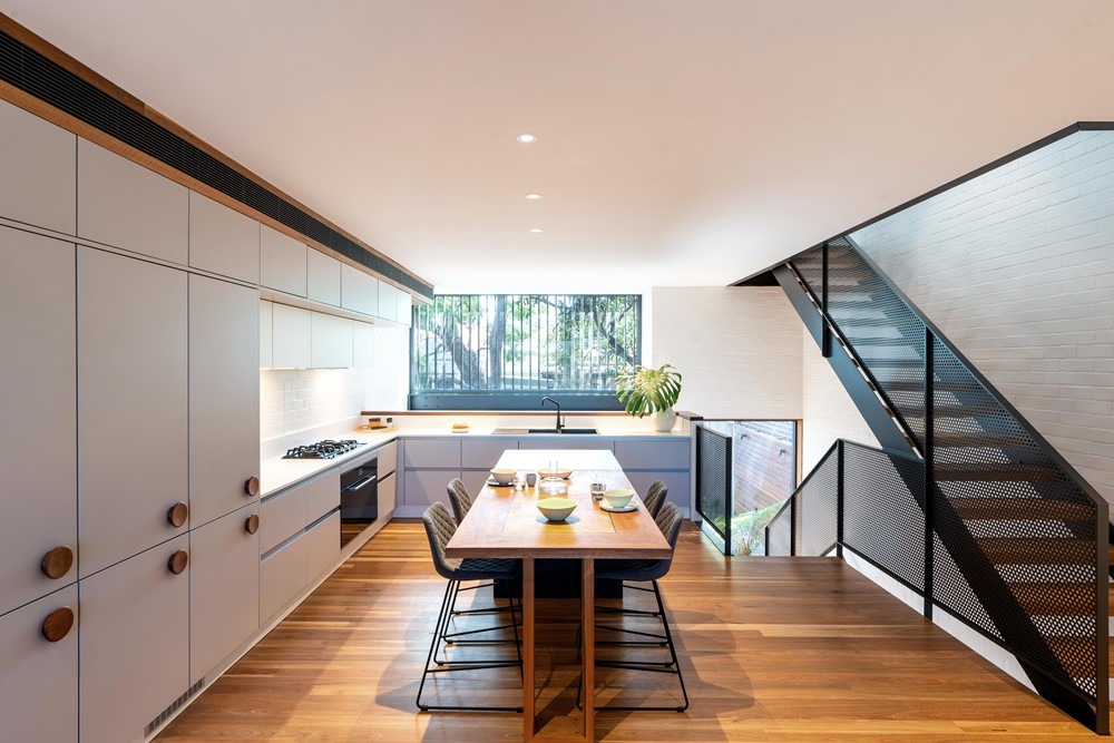 St Peters House II by Kreis Grennan Architecture