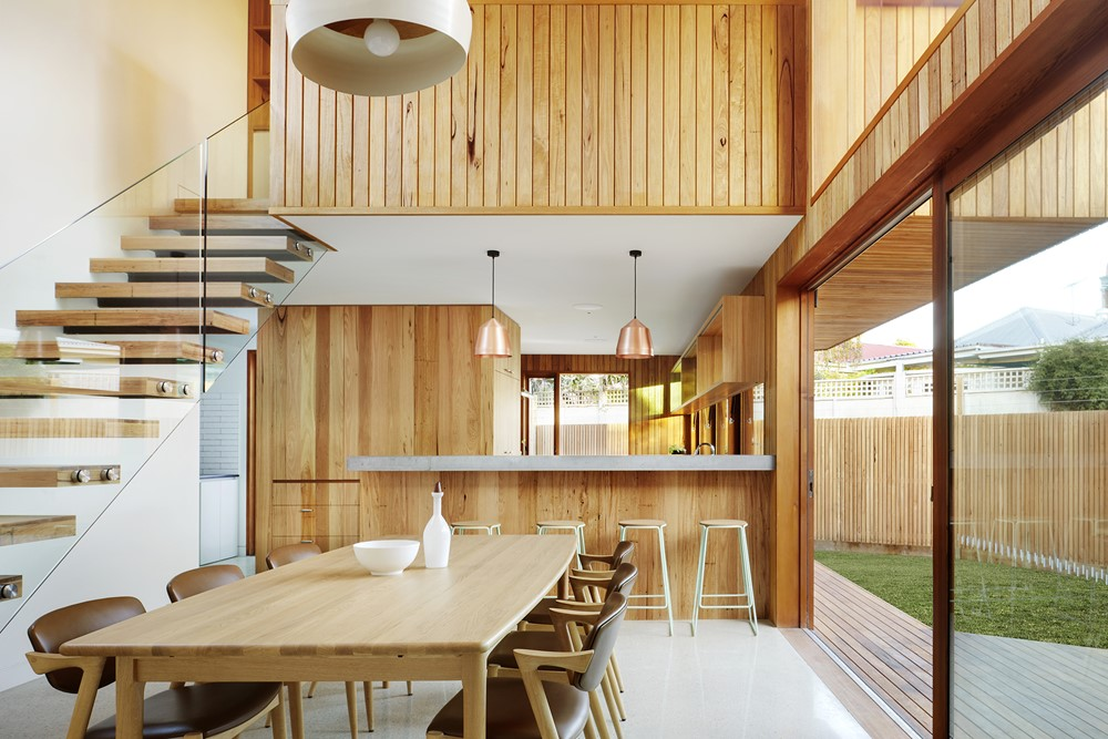 Fenwick House by Overend Constructions