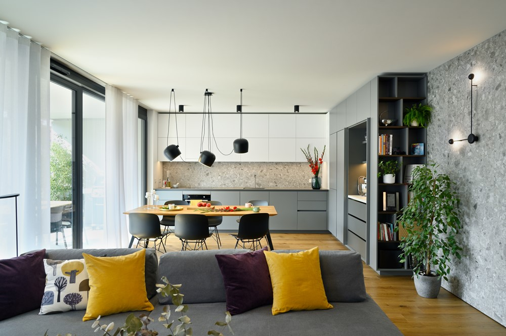 Apartment Belle Vie by GAO architects