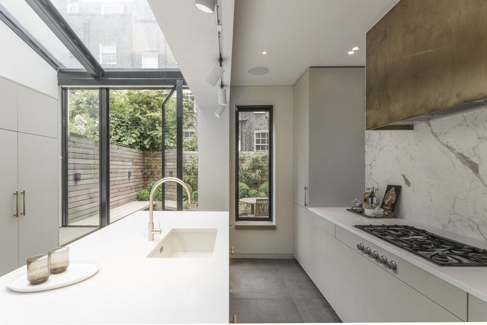 Northumberland Place by London Atelier