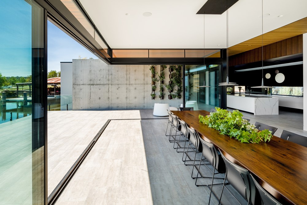 Swan House by Collins Pennington Architects