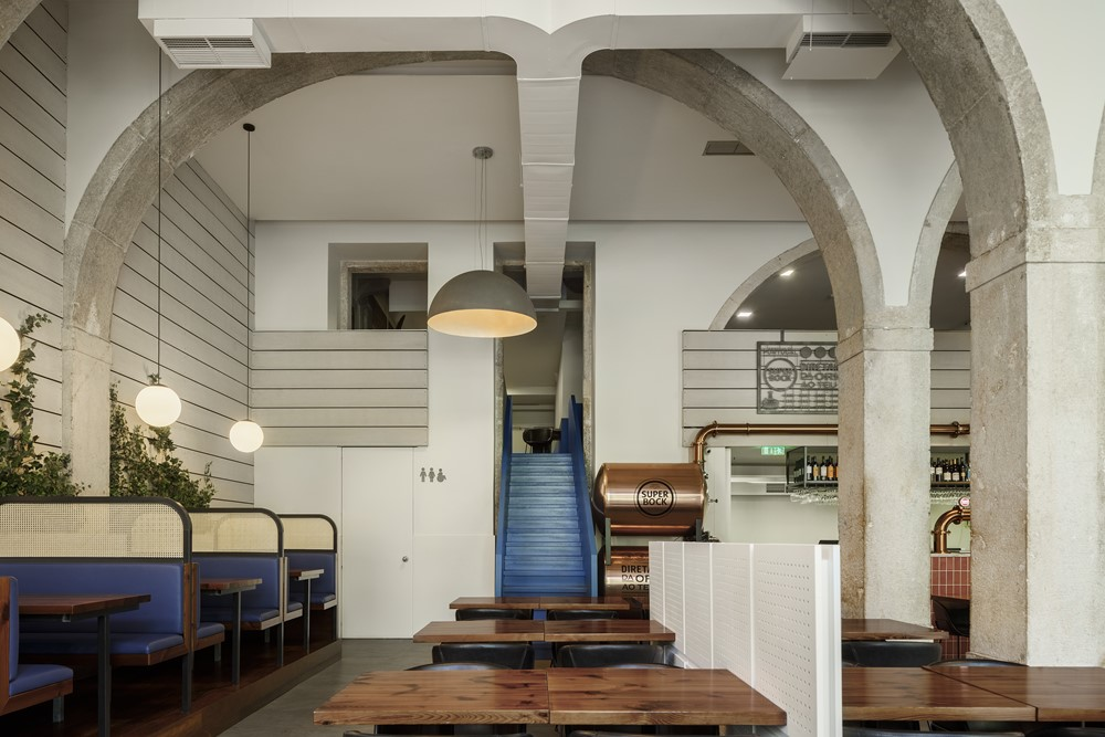 """The restaurant """"Marco"""" by FMJPC Architecture and Design"""