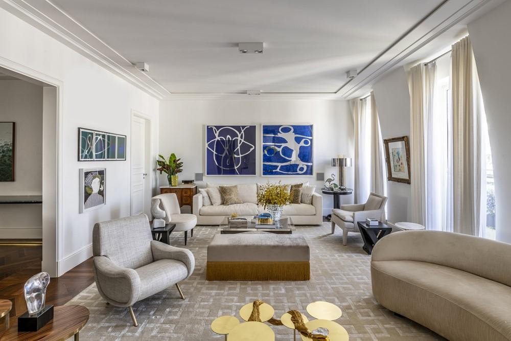 Jardim Guedala Apartment by Diego Revollo