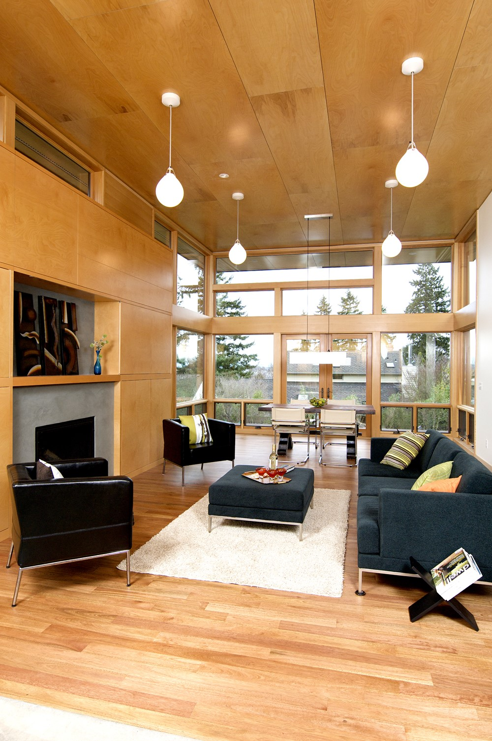 Sand Point Residence by Coates Design Seattle Architects