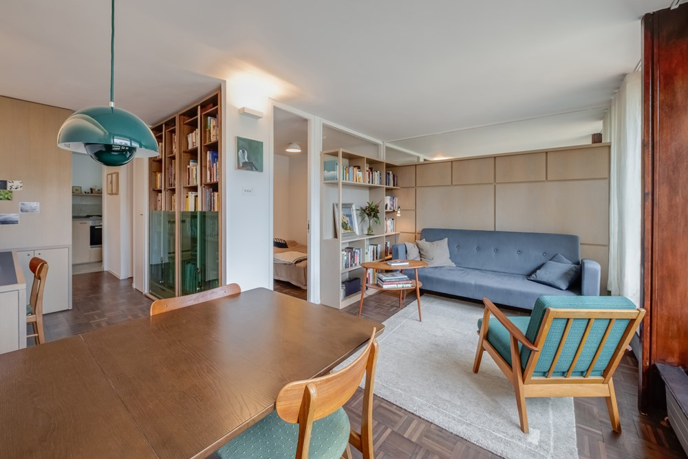 Whittington Estate Apartment by Patalab Architecture