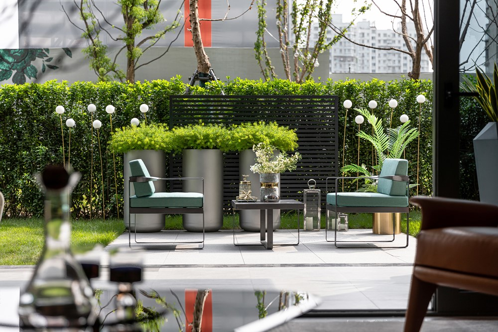 Greentown by Qiran Design Group