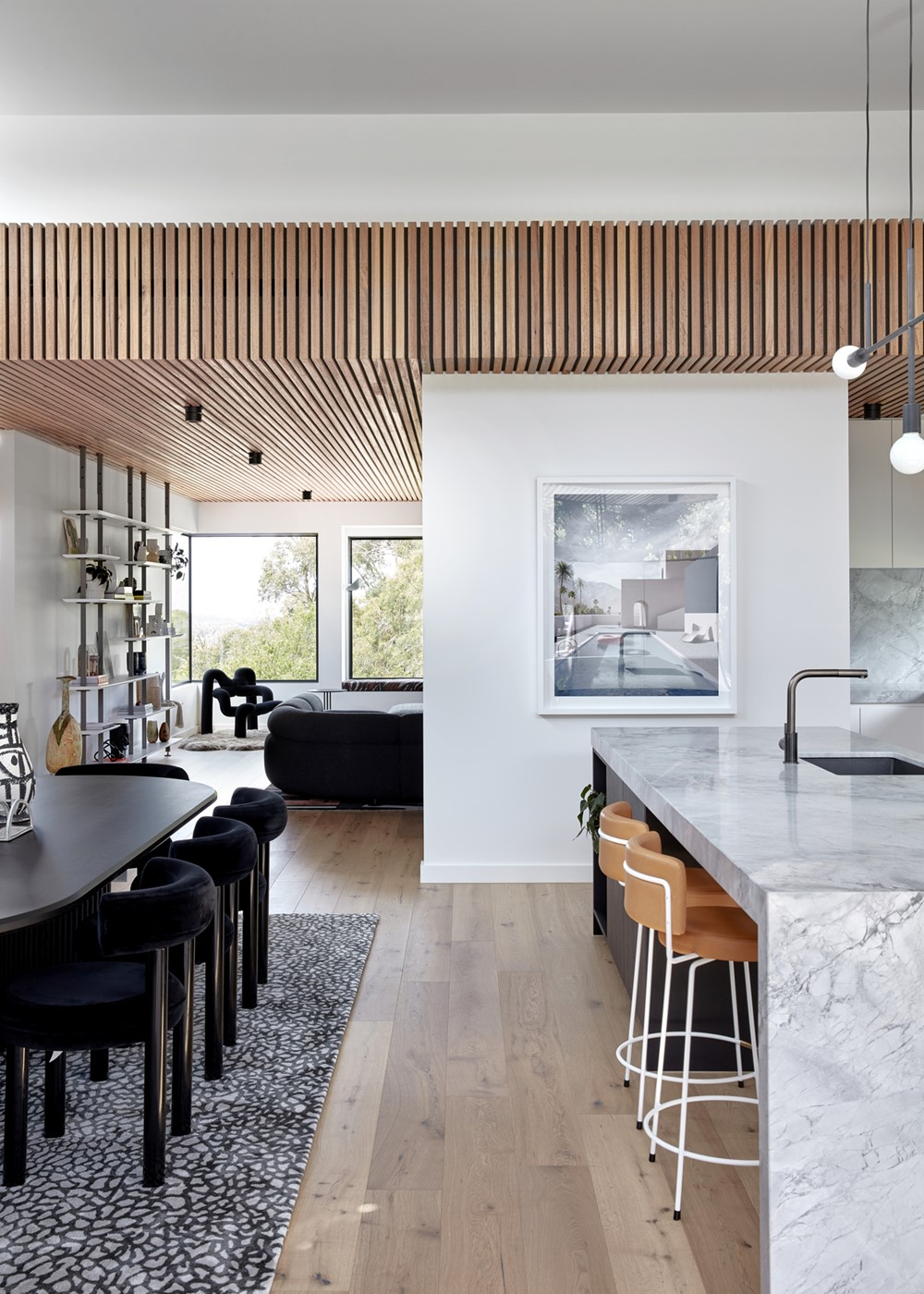 Red Hill House by Tom Robertson Architects