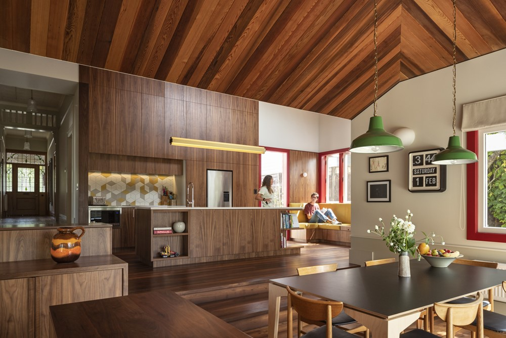 Split House by Pac Studio
