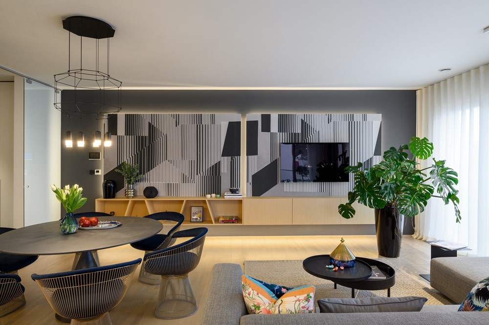 Apartment by GAO architects