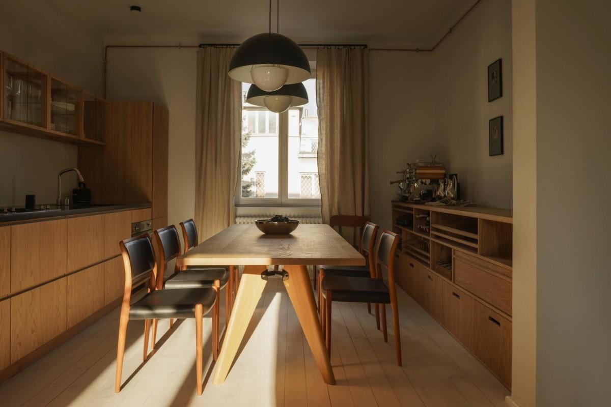 Apartment from 1936 by Loft Kolasiński