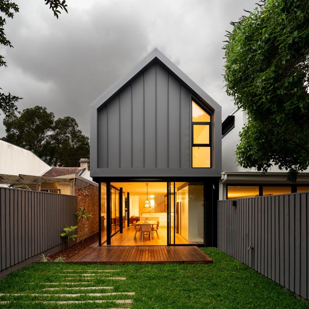 Erskineville House by Kreis Grennan Architecture