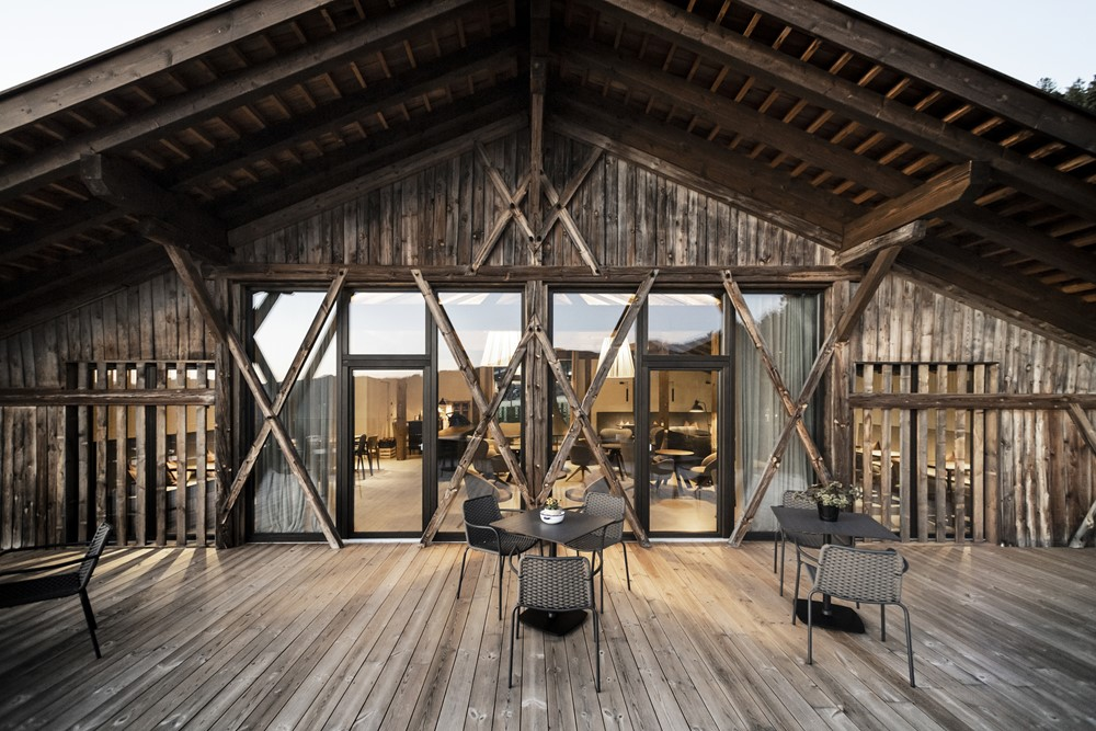 Gfell by noa* network of architecture