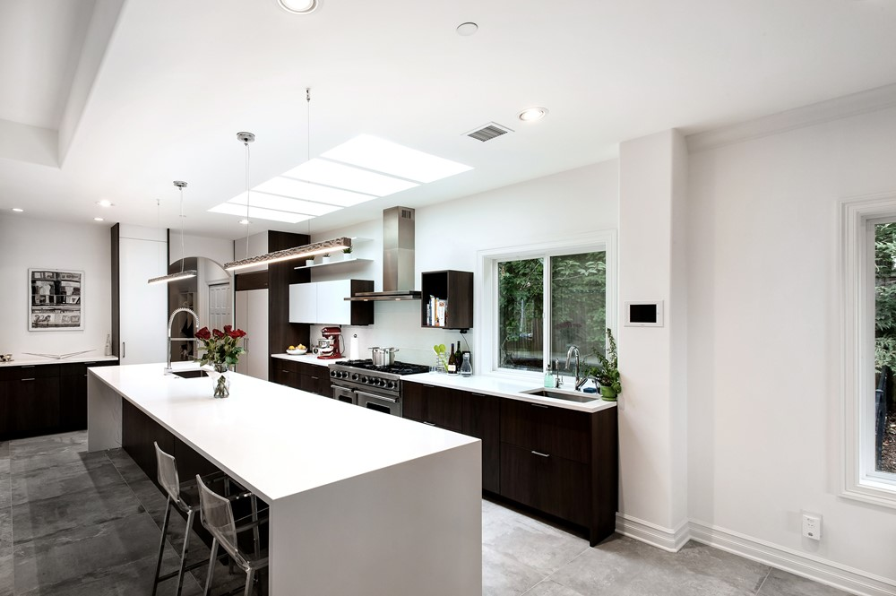 Mercer Island Interior Remodel by Coates Design Seattle Architects