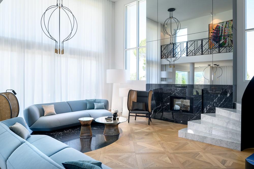 Pine Tree Villa by GAO architects