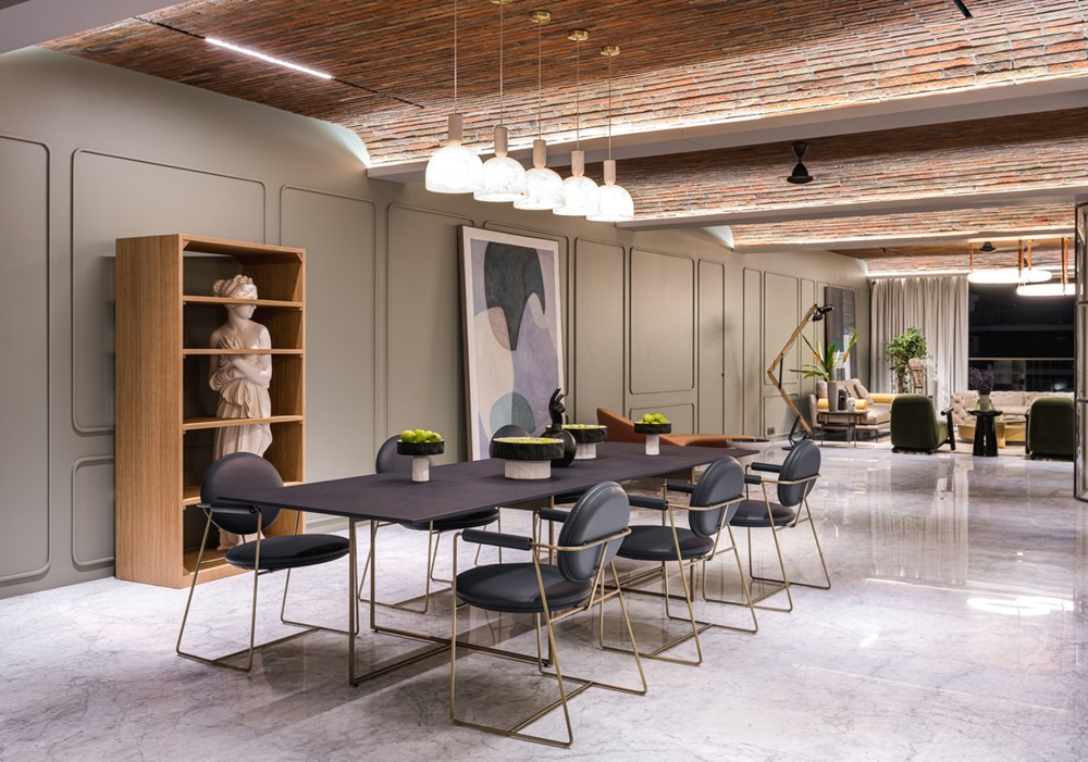 Polyphonic Apartment by Openideas