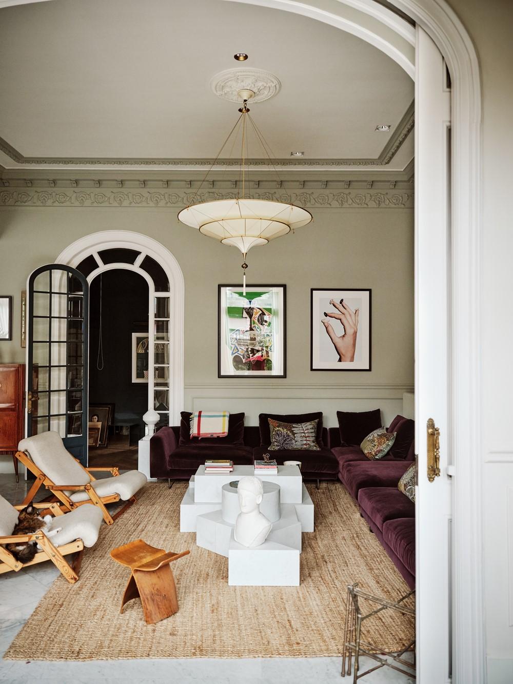 Private Residence I by Cristina Carulla Studio