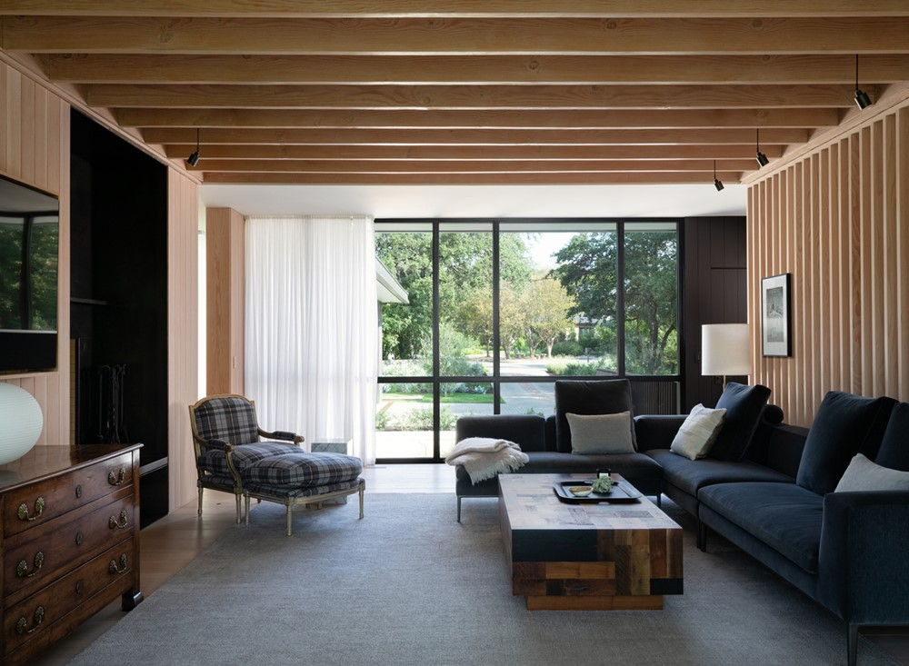 Belmont Park by Tim Cuppett Architects