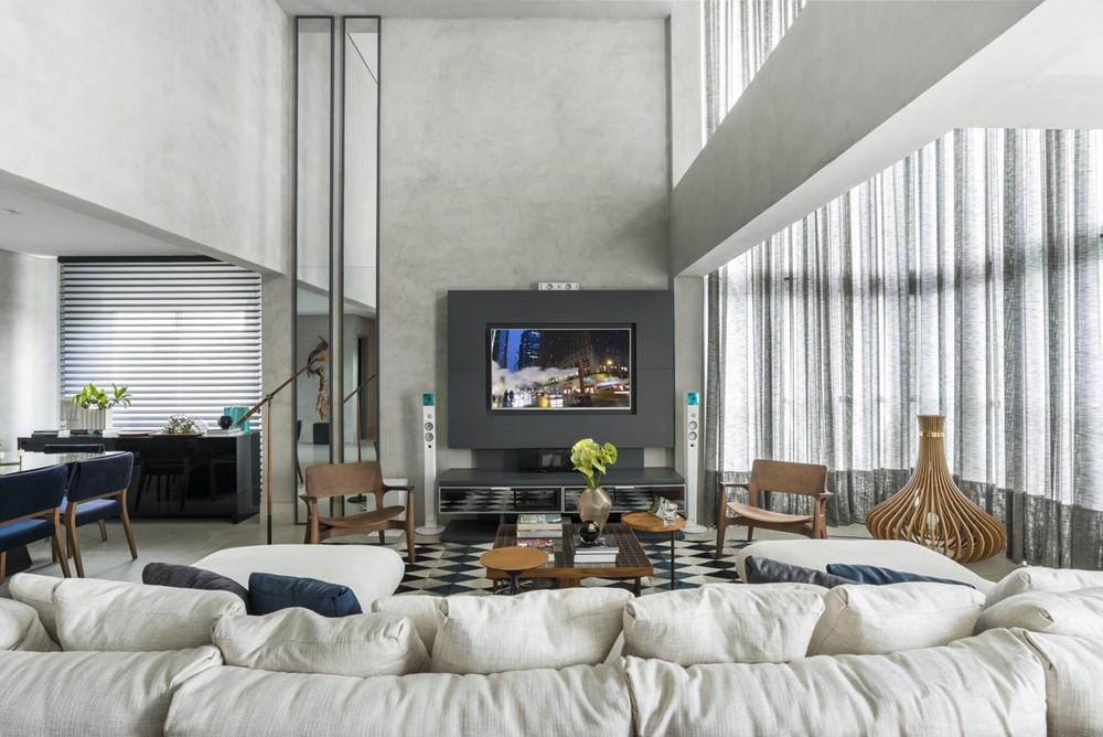 Apartamento ER by Schuchovski Arquitetura