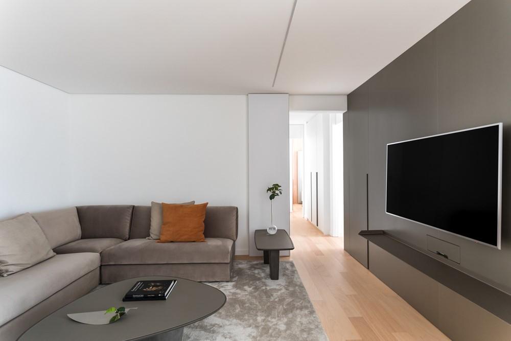 Apartamento RC by Schuchovski Arquitetura