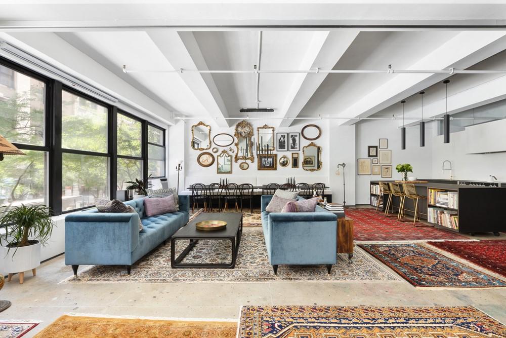 Chelsea Loft by Kimberly Peck Architect