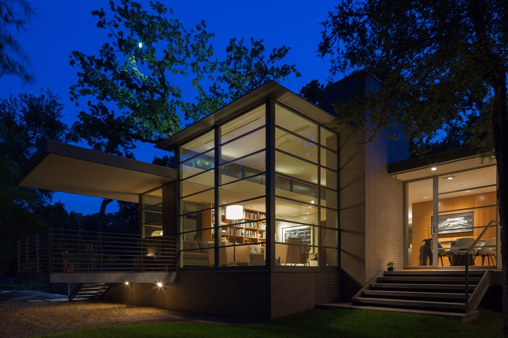 Inwood Place by Tim Cuppett Architects