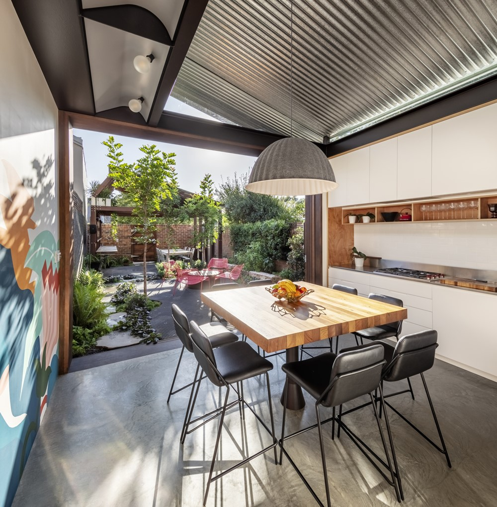 Oye Mi Canto House by CplusC Architectural Workshop