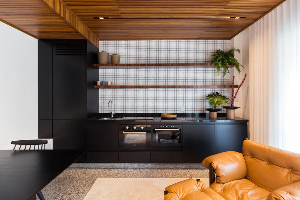 Apartamento Promenade by Pedro Haruf Arquiteto
