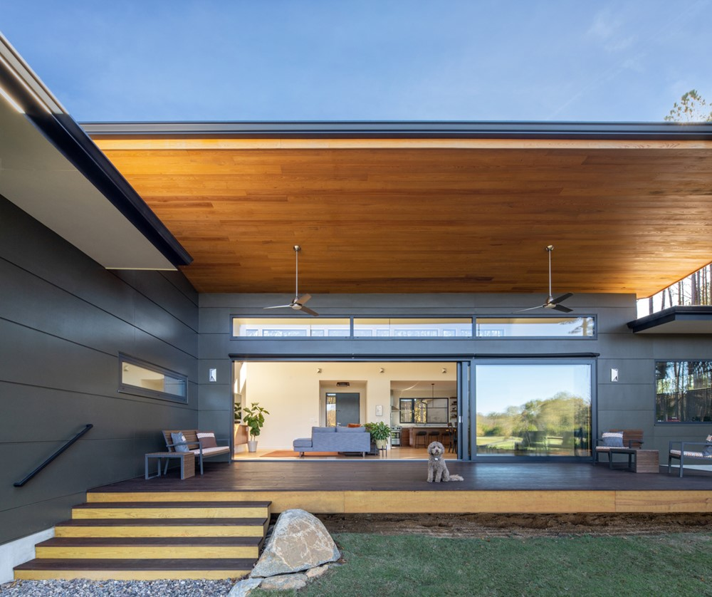 Baboolal Residence by Arielle Schechter, Architect, PLLC