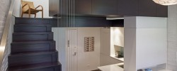Manhattan Micro-Loft by Specht Harpman.