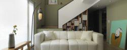 2 storey apartment by Hozo Interior Design